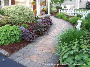 front garden planting ideas frugal gardening tips keeping your gardens beautiful on a budget living rich with coupons