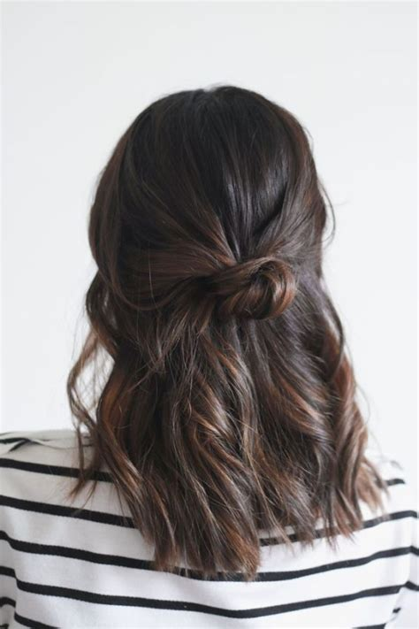 Vire Hairstyles by The Best Half Up Hairstyles To Try Now