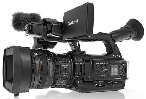 Kamera Sony Pmw 200 test sony pmw 200 der gro 223 e kleine tv de