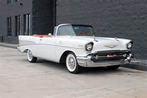 1957 chevrolet bel air fuely convertible