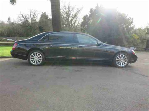 Maybach Car For Sale by Maybach 62s 6 0 Car For Sale