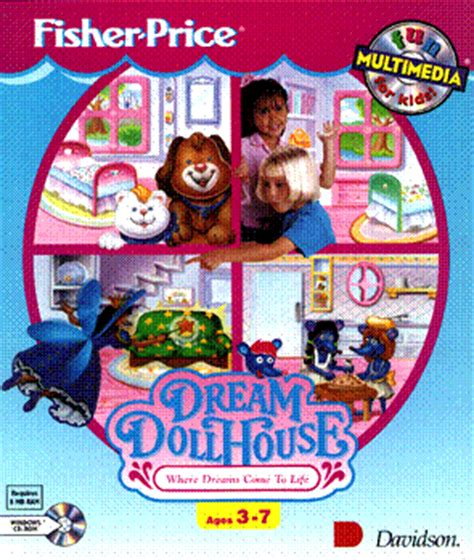all doll house games fisher price dream doll house from cd rom access
