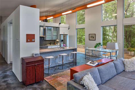 home design hvac innovative architecture uses hvac ductwork as decor