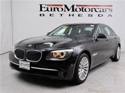 Bmw Cpo Financing by Buy Used Black Navigation Used 750i Financing Warranty