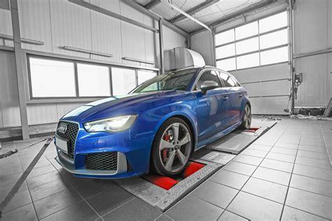 Audi Chiptuning by Audi Techtec