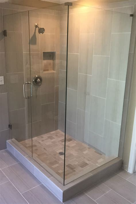 shower door frameless showers frameless shower doors