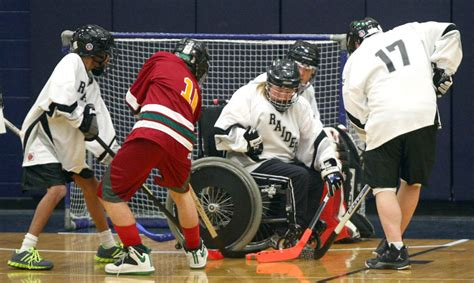 History Of Floor Hockey by Mshsl Adaptive Floor Hockey State Tournament 1994 2017