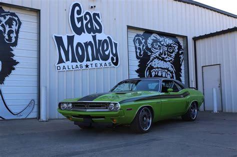 Gas Monkey Car Giveaway - gas monkey garage challenger car interior design