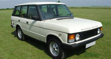 how to sell used cars 1986 land rover range rover electronic valve timing 1986 land rover range rover classic 4 door classic driver market