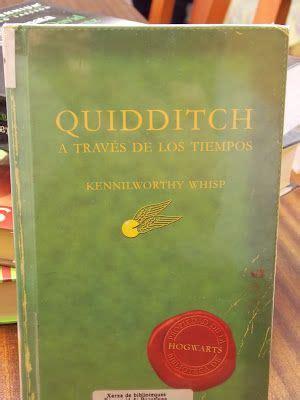libro quidditch a traves de libro quidditch a trav 233 s de los tiempos 2016 libros nuevos o 2 mano random