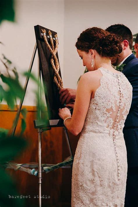 Wedding Ceremony Unity Braid by Cord Of Three Strands Wedding Braid Unity By