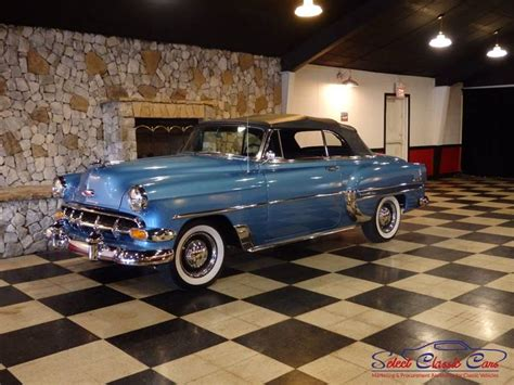 1954 chevrolet bel air convertible 1954 chevrolet bel air convertible for sale used cars on