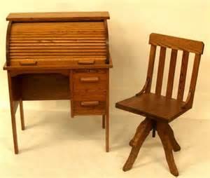 Antique Childs Roll Top Desk Home Furniture Design » Home Design 2017
