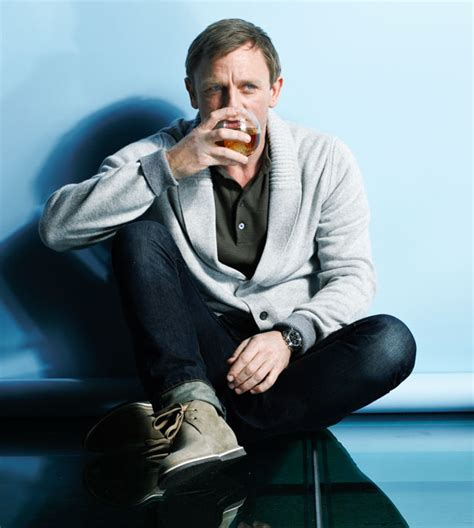 Bond Wardrobe by His Name Is Craig Daniel Craig Netrobe