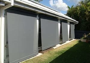roll up awnings awnings for all windows gold coast go blinds shutters