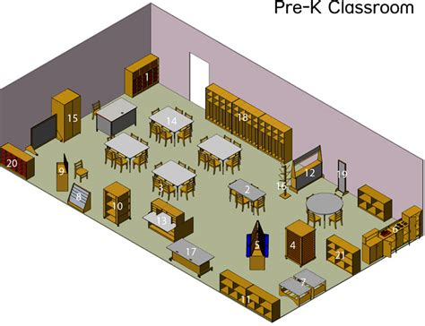 pre k classroom floor plan preschool layout the house decorating