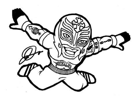 rey mysterio by abnormalchild on deviantart