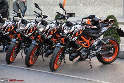Duke Ktm 150 Ktm Duke 390 375cc 45 Ps 150 Kg Page 37 Team Bhp