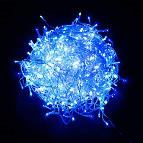 55 92 800 led christmas icicle lights string outdoor