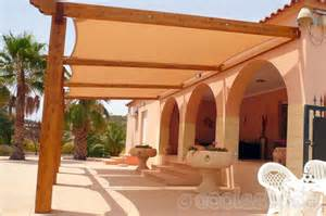 Pergola Sun Shades by Gazebo Or Pergola In Spain Shade Sails Spain By Coolashade