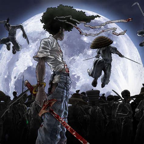 afro samurai battle afro samurai hd wallpaper image for air 2