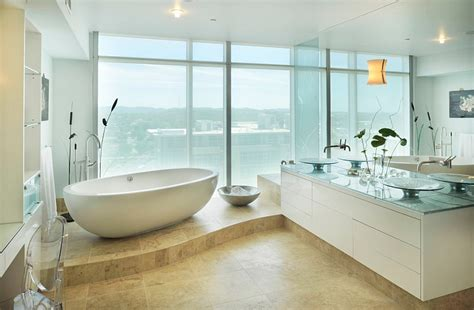 Spa Tub Bathroom Trendy Bathroom Additions That Bring Home The Luxury Spa