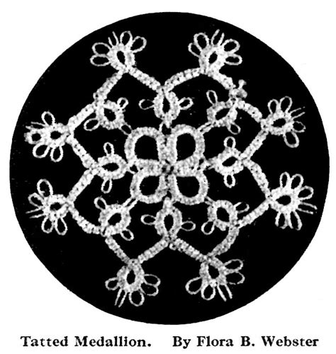snowflake medallion pattern vintage crafts and more page 10 of 97 free vintage