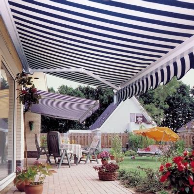 Tenda Sunbrella estimates the awnings for your home actual home