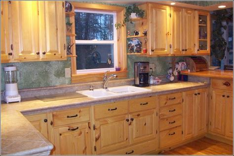 pine kitchen furniture pine kitchen cabinets ideas for you to choose from