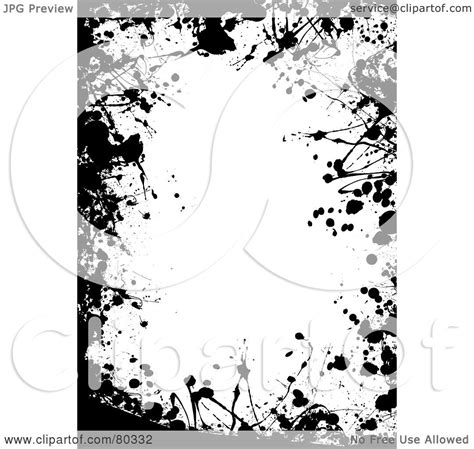 coloring books splashy 44 grayscale splashy coloring pages of females flowers butterflies animals food and more books royalty free rf clipart illustration of a black and