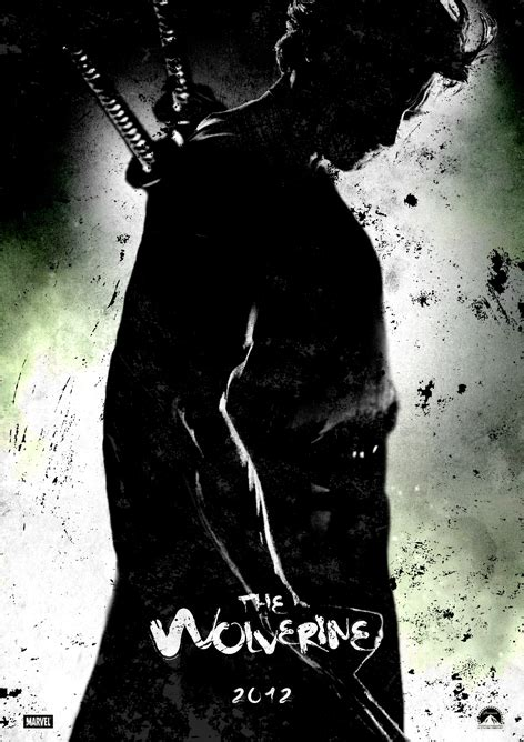 Xman Plakat by The Wolverine Gets A Poster Trailer To Come The Second Take