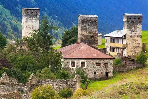 best towns in georgia best cities to visit in georgia europe holidayme