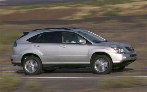 lexus rx 2006 2006 lexus rx 400h information and photos zombiedrive