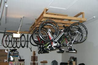 Bike Racks For Garage Ceiling by Bike Rack Garage Venidami Us