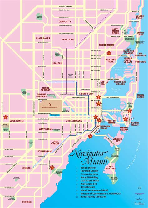 maps for maps of miami
