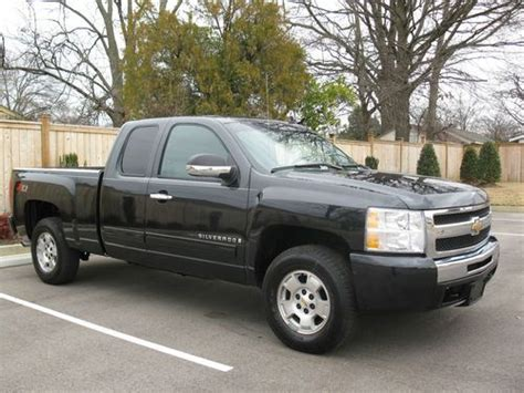 automobile air conditioning repair 2009 chevrolet silverado 1500 windshield wipe control buy used 2009 chevy silverado 1500 z71 4x4 extended cab in memphis tennessee united states