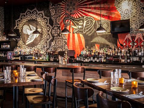 Wynwood Kitchen And Bar by Miami Restaurants With Impressive Collections