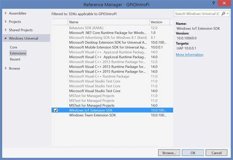 windows 10 iot gpio tutorial beginners guide to gpio in windows 10 iot core chris