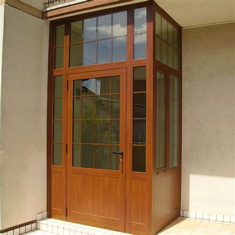 bussole ingresso bussola d ingresso in alluminio vetrate bussole