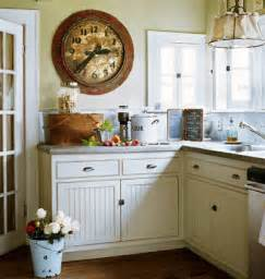 Cottage Kitchen Furniture Cottage Style Kitchen Myhomeideas Com