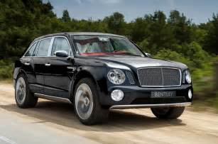 Build My Own Bentley Next Big Thing The 200 000 Suv