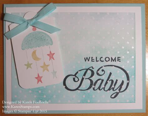 baby sts for card baby sting with