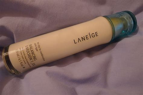 Emulsion Laneige laneige emulsion review images