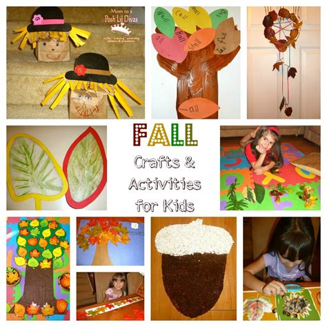 fall craft projects for how about some fall books with your and or