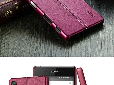 Softcase Bumper Imak Ruiyi Leather Back Cover Casing Huawei Nexus 6p imak ruiyi series leather for sony xperia z5