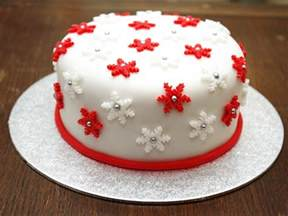 40 easy christmas cake decoration ideas for beginners