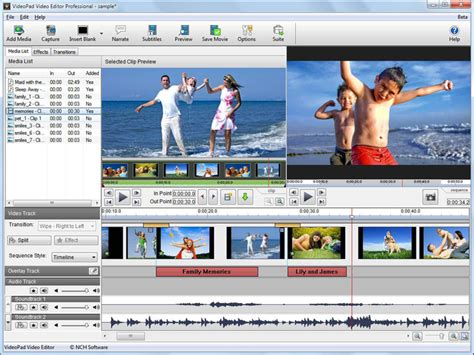 video editing and mixing software full version free download videopad video editor download
