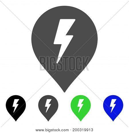 Electric Shock In Blue Green electric shock images illustrations vectors electric