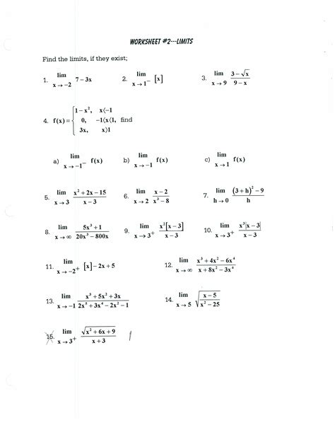 Ab Calculus Topic Outline by Assignments S Ab Calculus