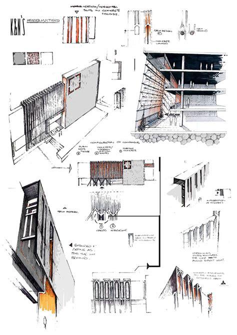 layout of construction studies portfolio professional architecture portfolio on behance